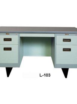 Meja Kantor Lion L.103