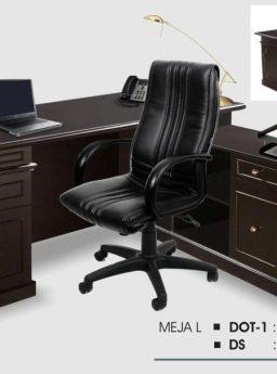 Meja Kantor L Donati type DOT-1