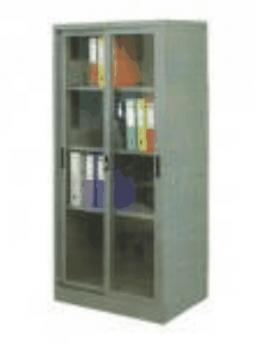 Lemari Arsip Kantor Tinggi Brother B-304 Sliding Door