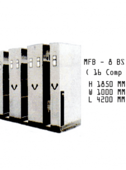 Mobile File Brother MFB – 8 BS 18