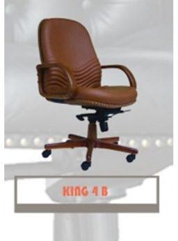 Kursi Kantor Carrera Type King 4 B cpt