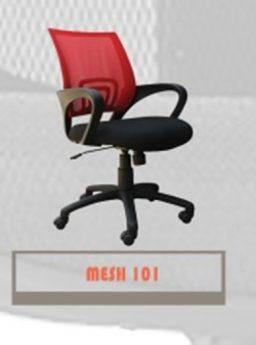 Kursi Kantor Carrera Type Mesh 101
