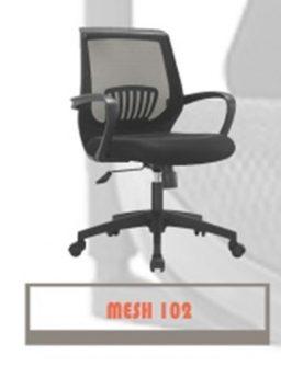 Kursi Kantor Carrera Type Mesh 102