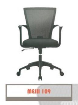 Kursi Kantor Carrera Type Mesh 109