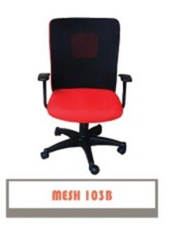 Kursi Kantor Carrera Type mesh 103b