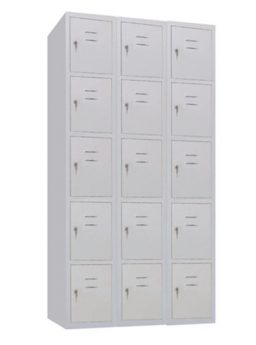 Locker kantor Highpoint Granada AISL15BLFF