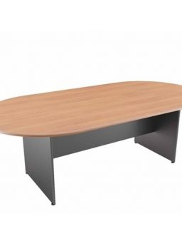 Meja Meeting Oval UNO Gold UCT 4754 (180cm)