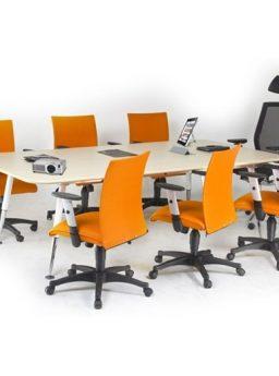 Meja meeting kantor Aditech ERM 240