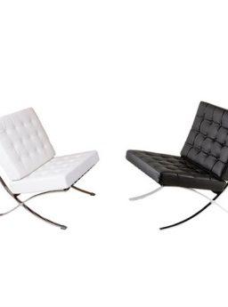 Sofa kantor INDACHI Barcel 1 Seater