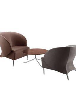 Sofa kantor INDACHI Ergo