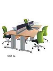 Jual Partisi kantor Donati DWS 02 Murah Di Surabaya